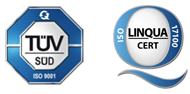 Zertifiziert nach ISO 17100 Translation Services