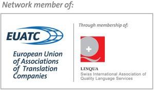 TÜV-zertifiziertes Schweizer Übersetzungsunternehmen